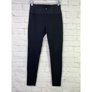 CAbi #521 Black Ponte Pull On Pant Legging